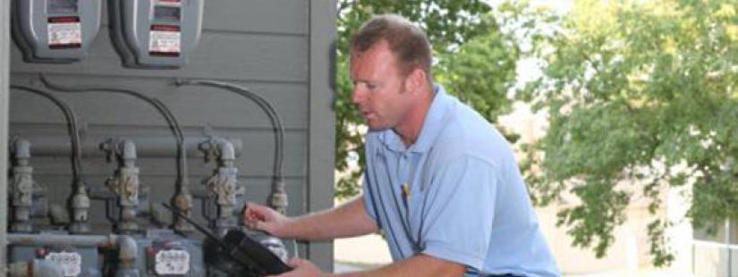 Schedule A Final Meter Reading | Jefferson Utilities